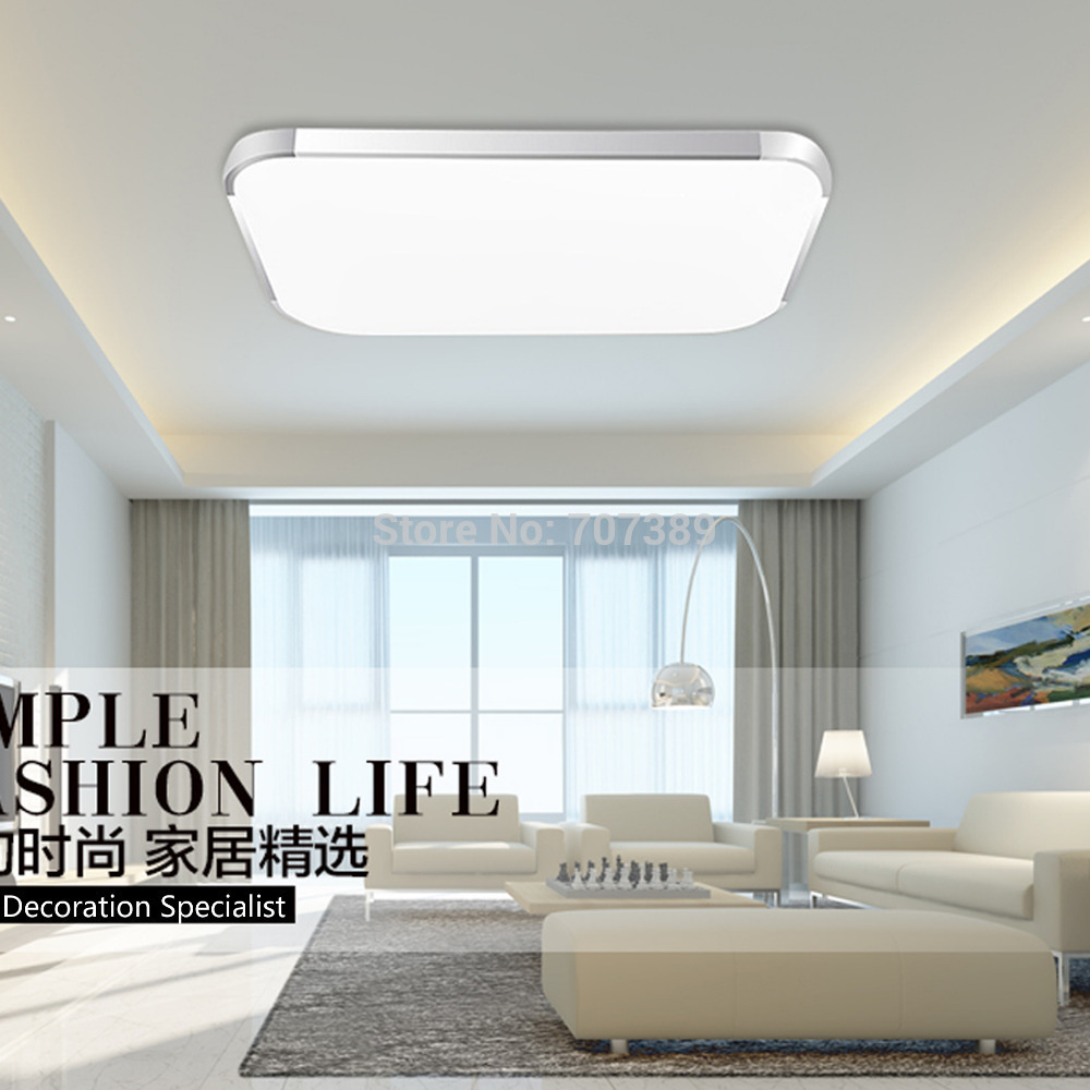 Buy Modern Flush Mount Led Ceiling Lights Living Room. Light ...