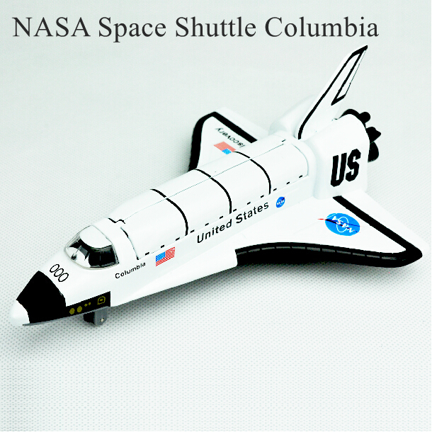 2014 New Cool Scale Models NASA Space Shuttle Columbia ...