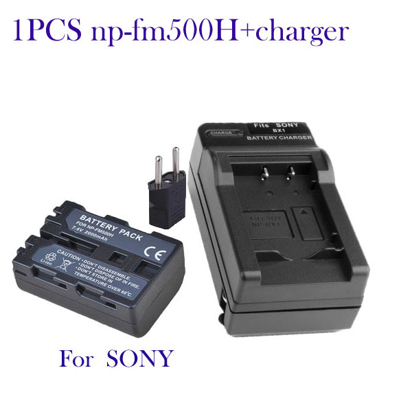 NP-FM500H  FM50 Camera Battery charger for SONY A57 A65 A77 A450 A560 A580 A900 A58 A99 A550 A200 A300 A350 A700 F717 F828 R1<br><br>Aliexpress