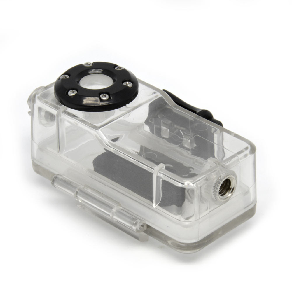 Water Waterproof Box Case Cover deep 20M for Mini DV DVR Digital Camera MD80 Free shipping(China (Mainland))