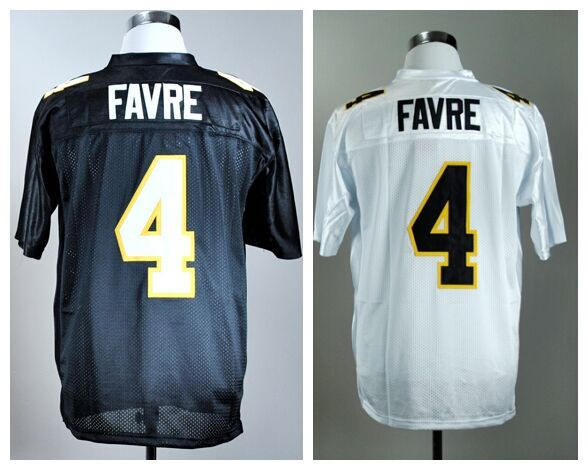 4 Brett Favre jersey cheap Southern Mississippi Golden Eagles jersey stitched American college football jerseys M-3XL rugby(China (Mainland))