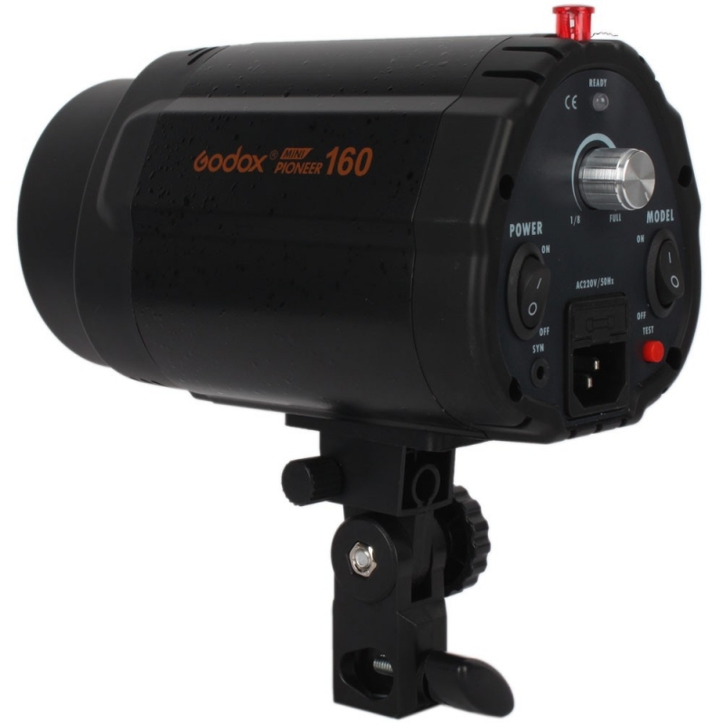 Фотография GODOX 160DI 160Ws 160w Pro Photography Studio Strobe Photo Head Flash Light Lamp Lighting