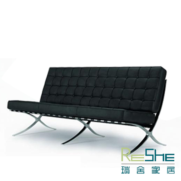 Three bits recliner lounge chair sofa chair solid stainless steel frame homes creative design Swiss TY-15(China (Mainland))
