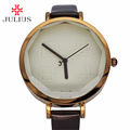 Julius Lady Women s Watch Japan Quartz Hours Clock Fashion Dress Retro Bracelet Mixed Colors Leather
