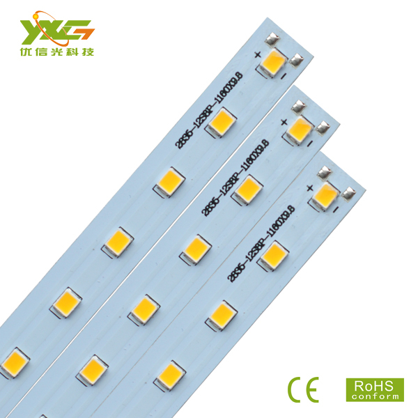 Good quality PCB Board LED tube module 2835 smd 12C8B DC 36v for T8 T5 warm & cool white 100pcs/lot wholesale free shipping(China (Mainland))