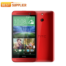 2016 Hot Sale Original Unlocked HTC One E8 M8Sw LTE 4G Single Card 1080P 13MP Camera 2GB RAM 16GB ROM Android 4.4 Mobile Phone(China (Mainland))