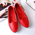 New 2016 Women Flats Shoes Slip on Women Loafers Flats Comfort Driving Shoes Zapatos Mujer Spring
