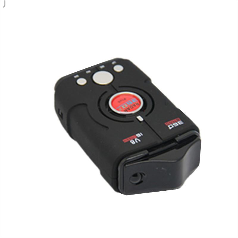 Spanish / English language voice alert Laser Defense Systems V8 Radar Detectors anti police radar gun safety driving(China (Mainland))