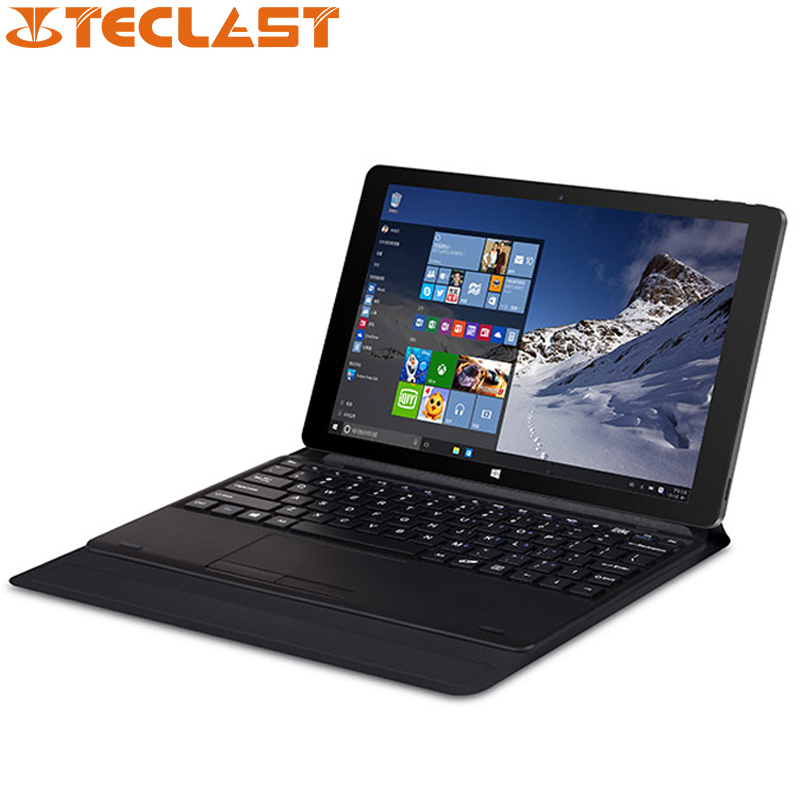 Teclast TBook11 10.6inch 1920*1080 IPS Screen 2 in 1 PC Tablet Dual OS Windows10 &amp; Android 5.1 Intel Cherry Trail Z8300 4GB+64GB<br><br>Aliexpress