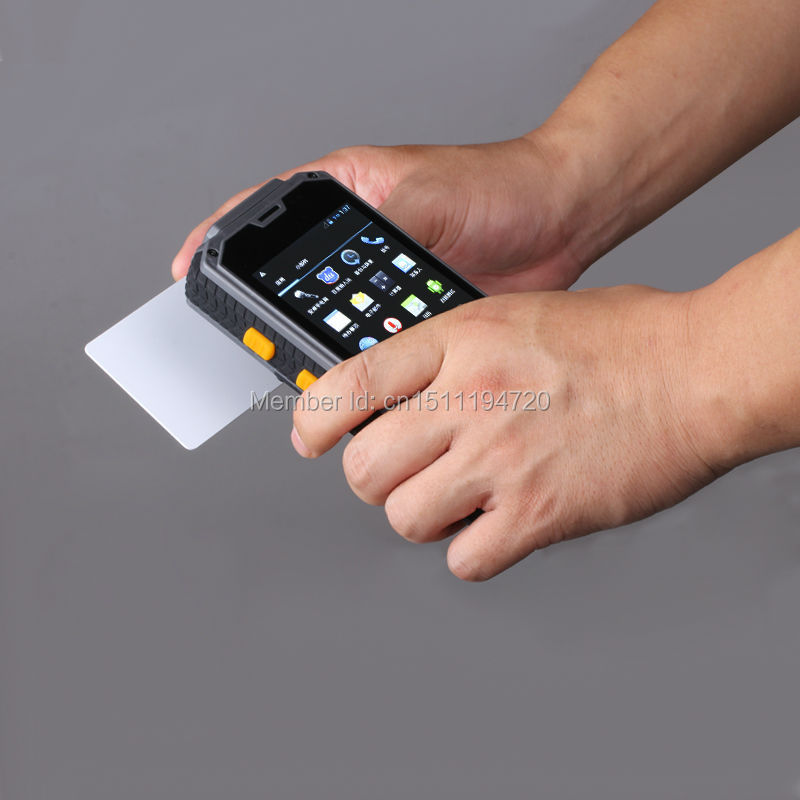 Android system PDA,handhelds,RFID reader,1D/2D Barcode scanner(China (Mainland))