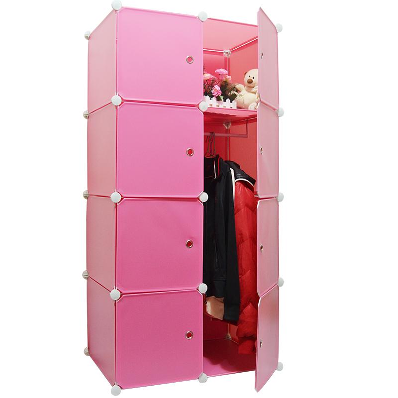wardrobe wardrobe simple combination storage cabinet