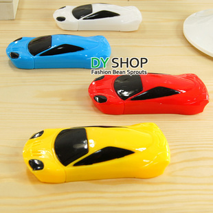 Free ship!24pc! Creative the lovely racing shape 10M correction tape/correction roller(China (Mainland))