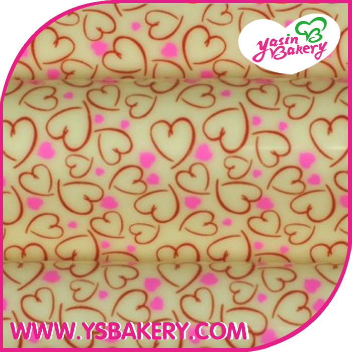 Cake Decorating With Chocolate Transfers : FREE-SHIPPING-Edible-Paper-Sheet-Chocolate-Transfer-Sheets ...