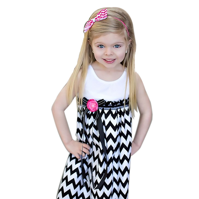 New 2015 Baby Girl Summer Dress Kids O-Neck Dress High Waist Patchwork Girls Casual A-Line Party Dress Free Shipping 41<br><br>Aliexpress