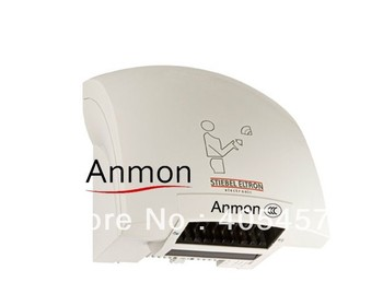 hot sale!! Anmon brand, automatic sensor hand dryers,free shipping