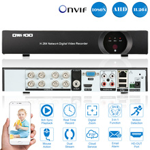 Owsoo 8CH Channel Full 1080N AHD TVI DVR HVR NVR HDMI P2P Cloud Network Onvif Digital Video Recorder support Plug and Play(China (Mainland))