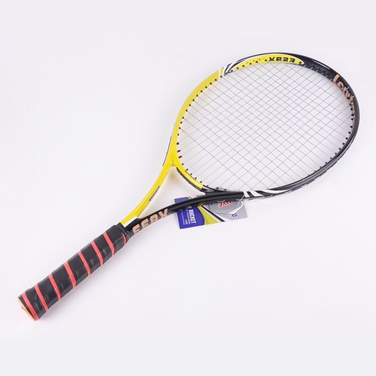 1 Piece Aluminum Carbon Fiber Tennis Rackets Lenwave Brand Sports Training Equipment Free Shipping