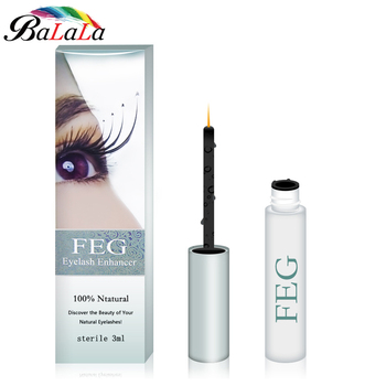 Free Shipping ,100% original feg eyelash enhancer, 7 Days Grow 2-3mm, eyelashes, face care,eyelash serum