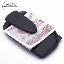 QOONG authentic multi-functional wallet card card box of high-grade contracted business creative gifts for men and women