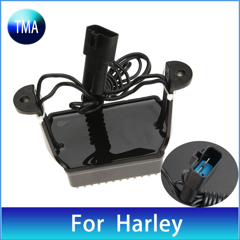Black Solid state Motorcycle Voltage Rectifier Regulator Replacement 12V For Harley Road King Road Glide Touring1340cc 1450cc<br><br>Aliexpress