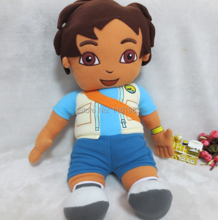 AliExpress.com Product - Dora the Explorer Go Diego Go Plush Dolls Toy 75cm Big Size