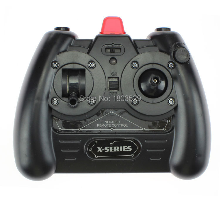 Hot sell X48 UFO 2.4G 3ch With Gyro Channel Fashion,Double Blade Remote Control RC Fly Ball Plane Airplane stunt drone Kids Toys