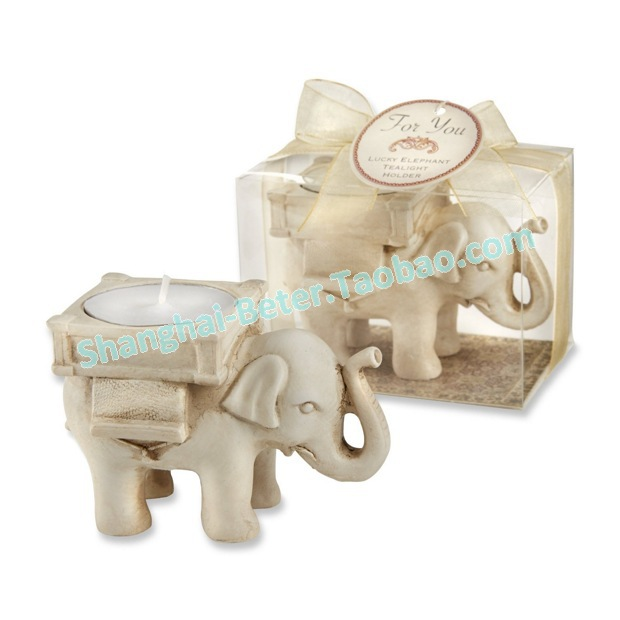 Elephant Wedding Favors Favor Lucky Elephant Tea