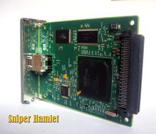 50PCS network card J7934G Jetdirect 620n Fast Ethernet Print Server for HP PRINTER EMS SHIPPING FREE