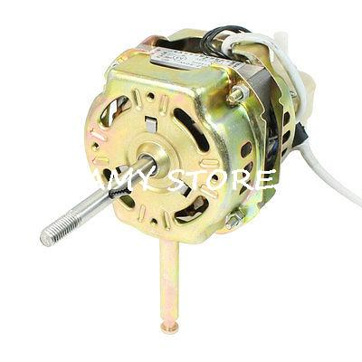 Single Phase Exhaust Desk Fan Ventilator Motor 220VAC 0.2A 50W(China (Mainland))