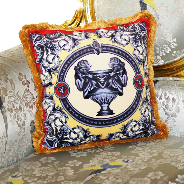 20'/27' Trophy Pattern Top quality imperial sofa cushion luxury home decorative soft pillow