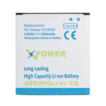 Free Shipping 3000mAh 3.8V Replacement Battery For Samsung S4 I9500 Low Pricie(China (Mainland))
