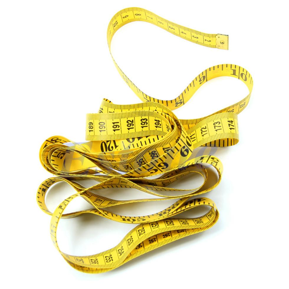 Wholesale&Retail 1PC New 3M Tailor Seamstress Sewing Diet Detection Cloth Ruler Tape Measure(China (Mainland))