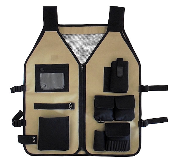 Fasite waterproof 600D Oxford wearing electrical tool bag Shoulders Tool pouch clothing toolkit(China (Mainland))