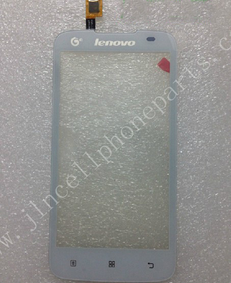 New LCD Touch Screen Digitizer For Lenovo A378T White Color