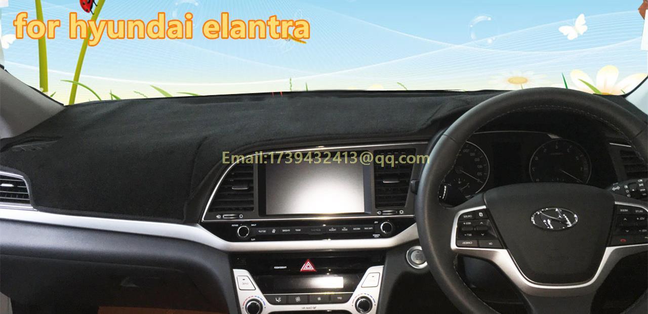 car dashmats car-styling accessories dashboard cover  for nissan qashqai j11 2013 2014 2015 2016 rhd