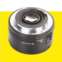 Yongnuo 35mm Lens YN35mm F2 Lens Wide-angle Large Aperture Fixed Auto Focus Lens For Canon EF Mount EOS Cameras