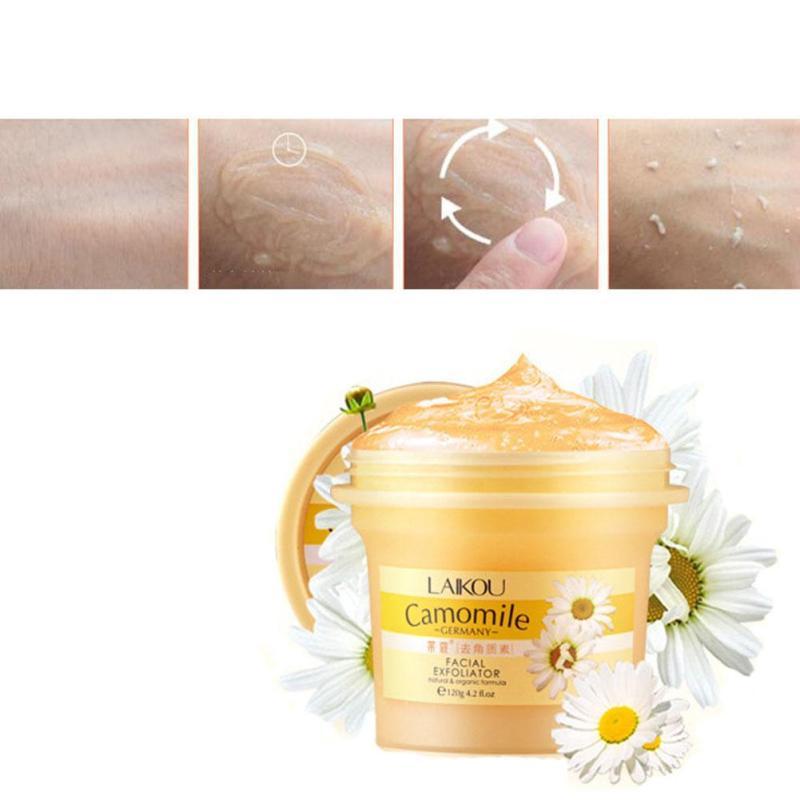 how to use exfoliating cream body scrub