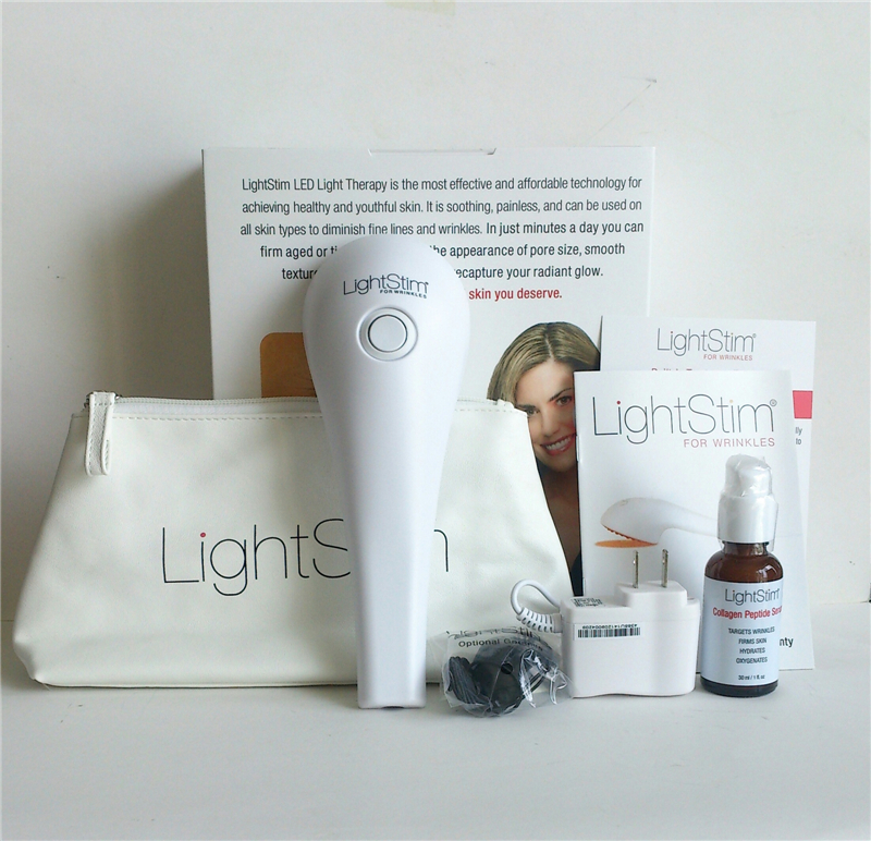 Bright Therapy red Light Therapy System Red LED Light for Wrinkles Red Light Anti-wrinkle Skin Tightening(China (Mainland))