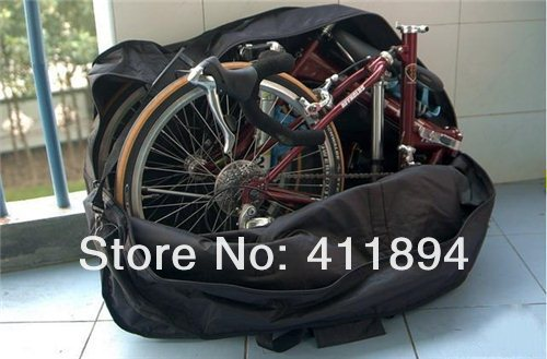 """1Pc New for DAHON Folding Bike Carrier Bag Carry Bag 14"""" 16"""" 20"""" Inch(China (Mainland))"""