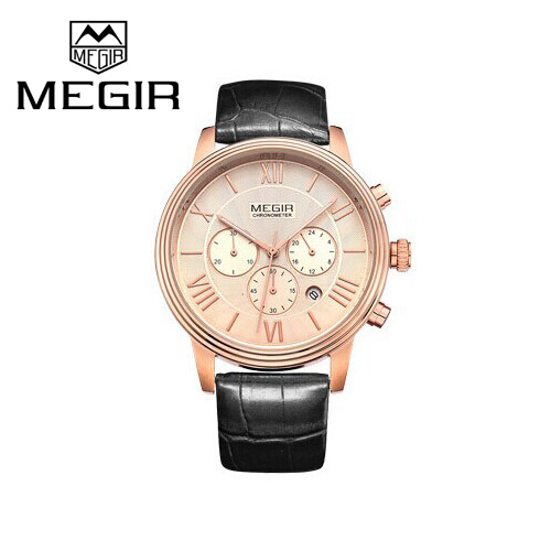 megir relojes hombre marca montre homme 6colors  2012G
