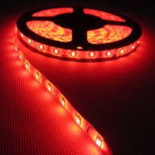 Buy 5m 300 LED 5630 SMD 12V flexible light 60 leds/m cool white/warm white/red/blue/green led strip for $8.45 in AliExpress store