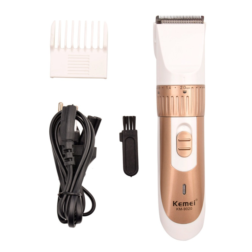 Low Price Original Kemei Rechargeable Electric Hair Clipper Beard Trimmer Hair Cutting Machine Haircut with Comb for Men -P3234(China (Mainland))