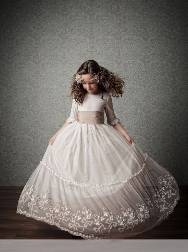 2016 High Quality Flower Girl Dresses For Weddings With