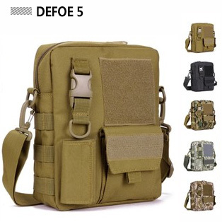 Molle Satchel Crossbody Messenger Shoulder Bag,School Leisure USA Advance Defense Ultra light Range Tactical Army Gear Wholesale(China (Mainland))