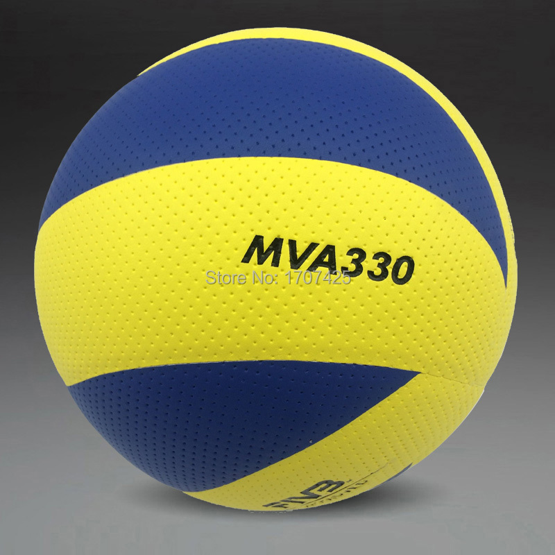 2016 New brand High quality Official GAME BALL Size 5 PU Volleyball Soft Touch MVA200,MVA300,Training Volleyball Free Shipping(China (Mainland))