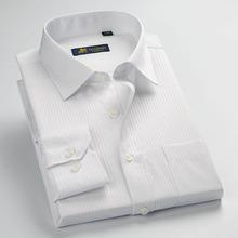 New Fashion Spring 2016 Classic Men Striped Dress Shirt Long Sleeve Turn-down Collar Regular-Fit Mens Shirts Designer Clothes(China (Mainland))