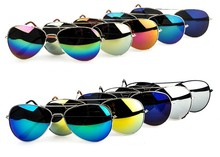 Cool Vintage Lenses Sunglasses 10 colors