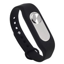 Wristband 3 in 1 Micro Hidden Voice Recorder with Wearable Wristband 4GB Black Color(China (Mainland))