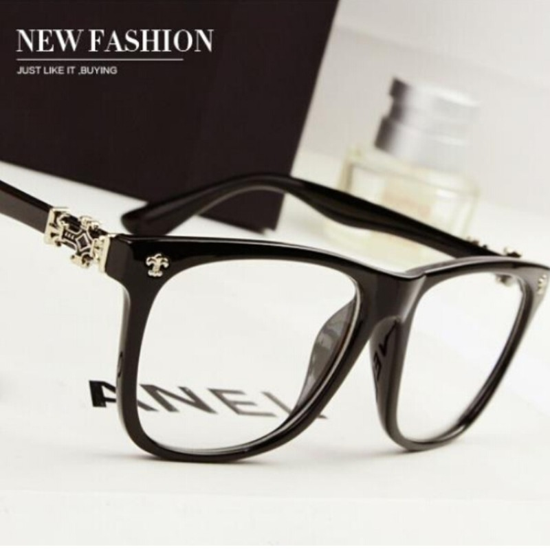 Glasses Frame In Style : Fashion designer 2016 new big brand style brand womens ...