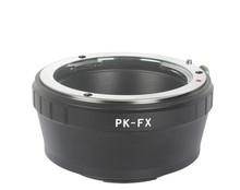 PK-FX lens adapter for Pentax K PK mount lens To Fujifilm X-Pro1 FX Adapter interchangeable camera